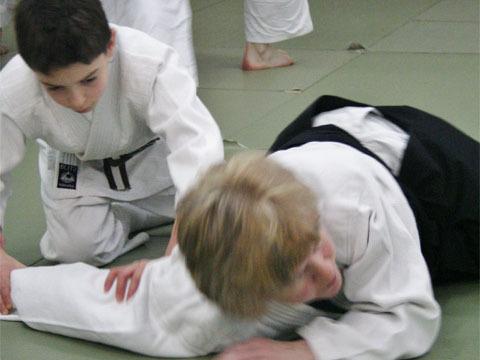 Aikido – Under 18