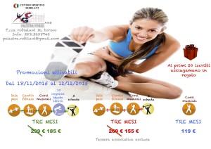 promozione palestra+fitness