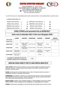 Copia di orari corsi fitness 2017-18