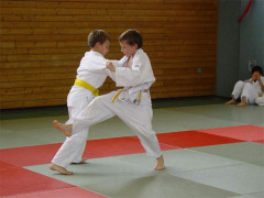 Judo Under 18