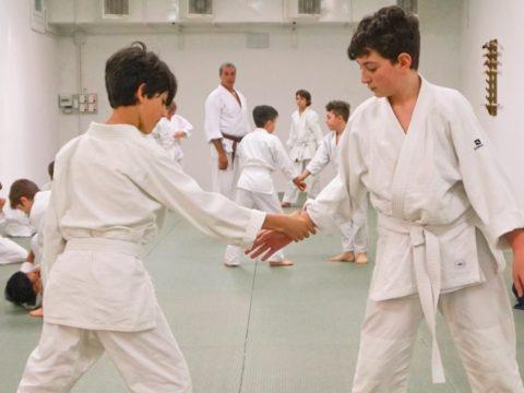 Aikido Under 18