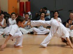 Capoeira Under 18